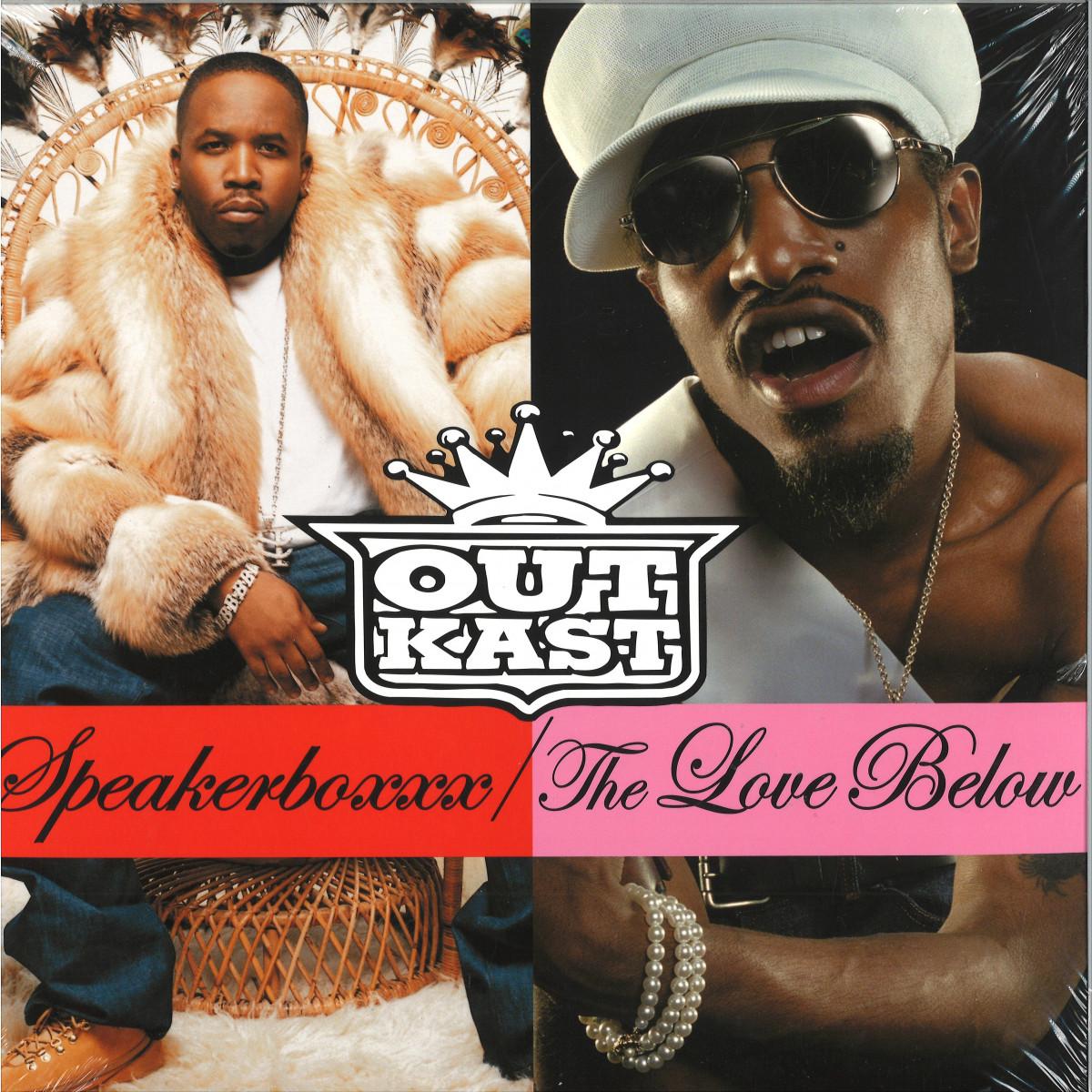 Outkast Speakerboxx