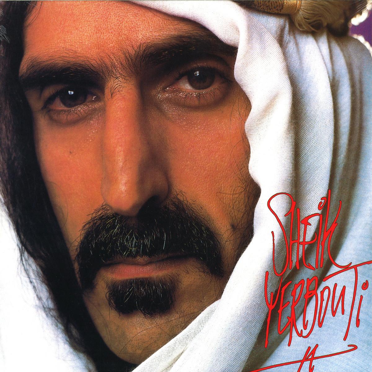 Frank Zappa Sheik Yerbouti 2lp Polydor 0824302385913