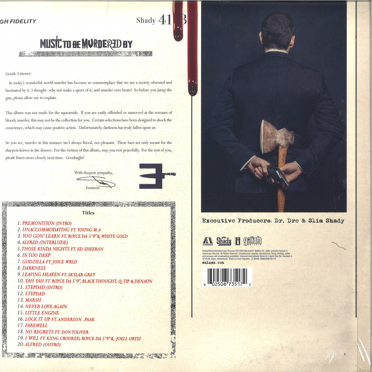 Eminem Juice Wrlds E2 80 9cgodzilla E2 80 9d Explained Eminem