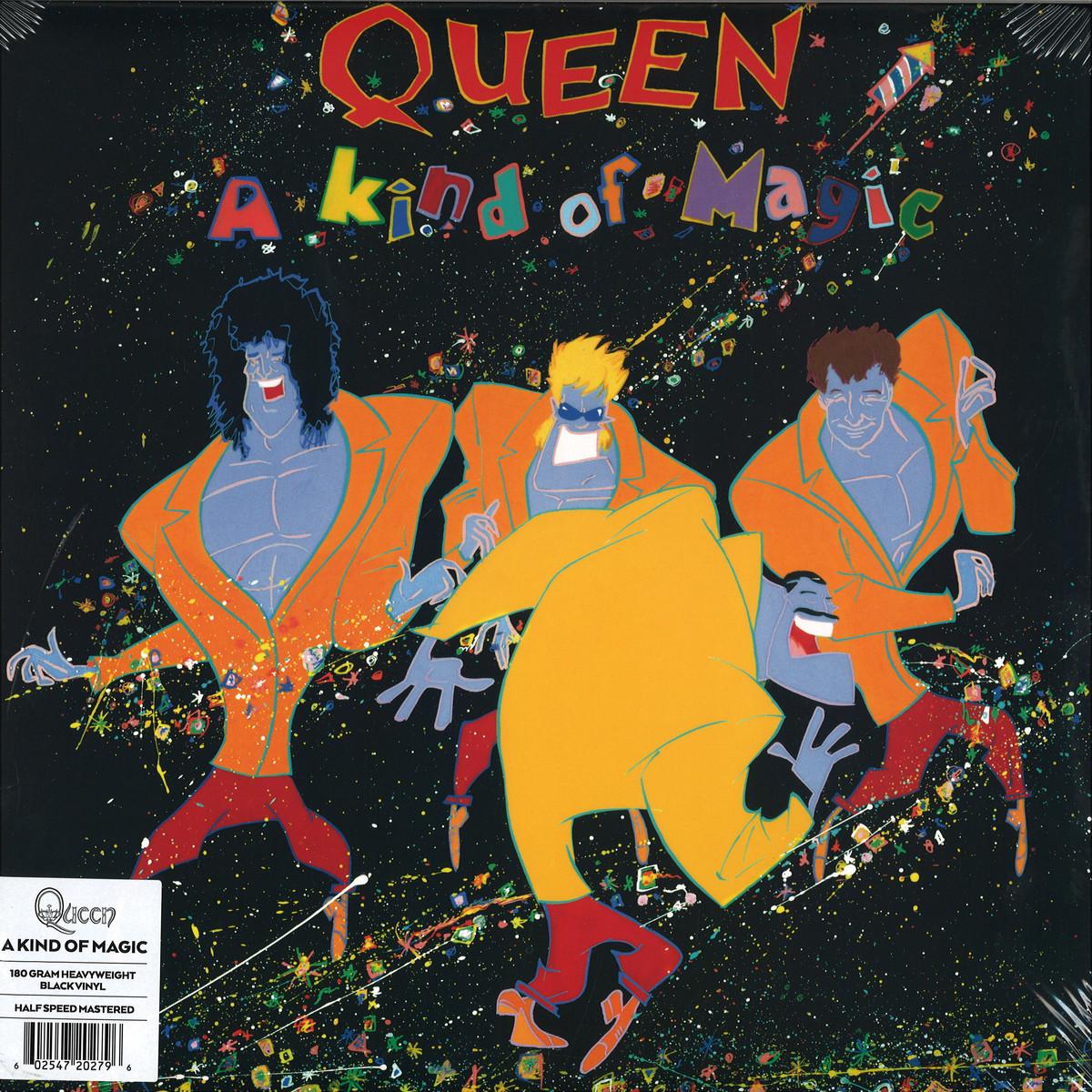 Queen - A Kind Of Magic / EMI 4720279 - Vinyl