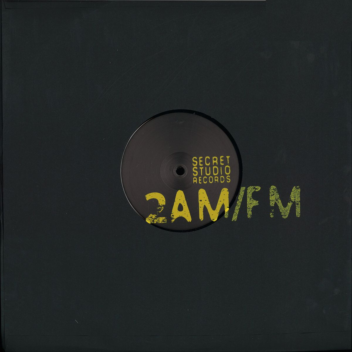 2AMFM - 2AMFM EP (Secret Studios)