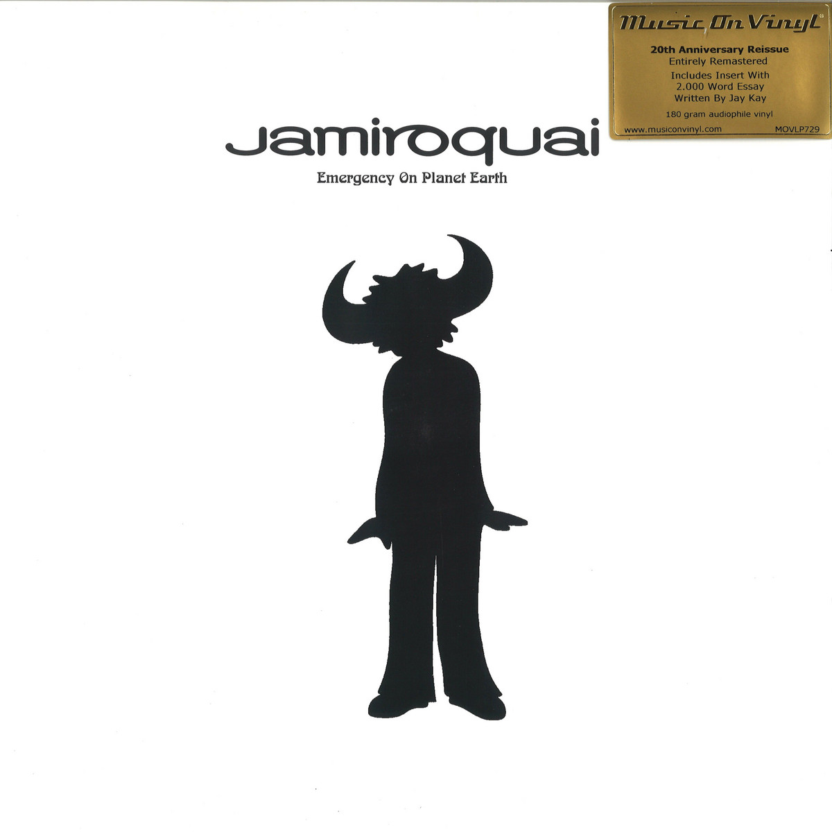 jamiroquai emergency on planet earth music on vinyl movlp jamiroquai emergency on planet earth music on vinyl movlp729 12inch