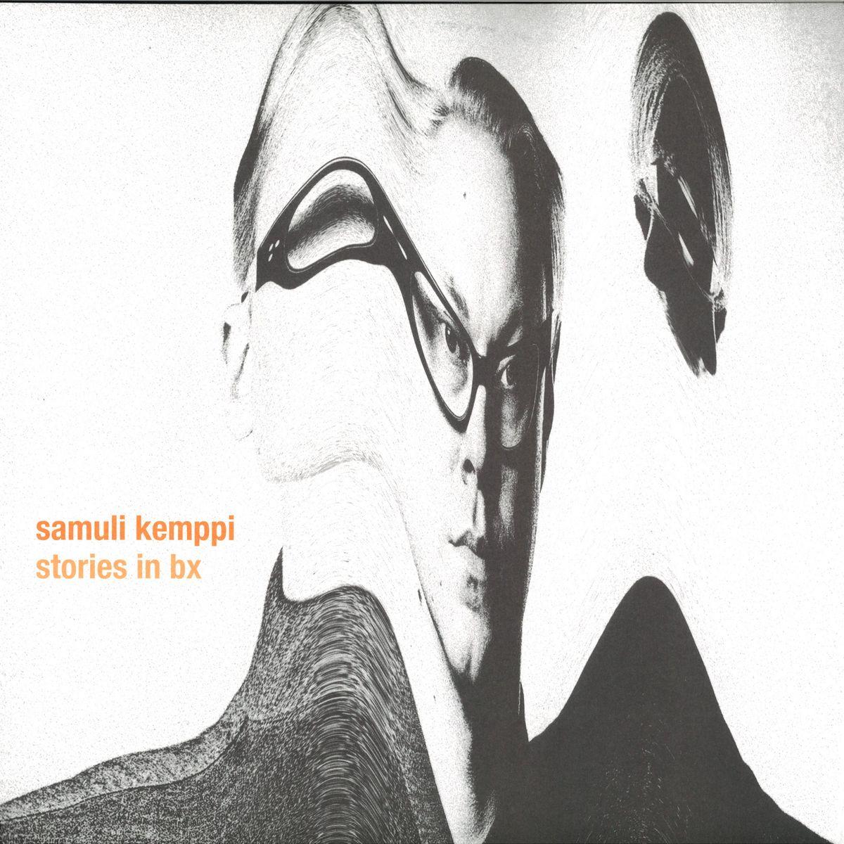 Samuli Kemppi - Dark Matter EP