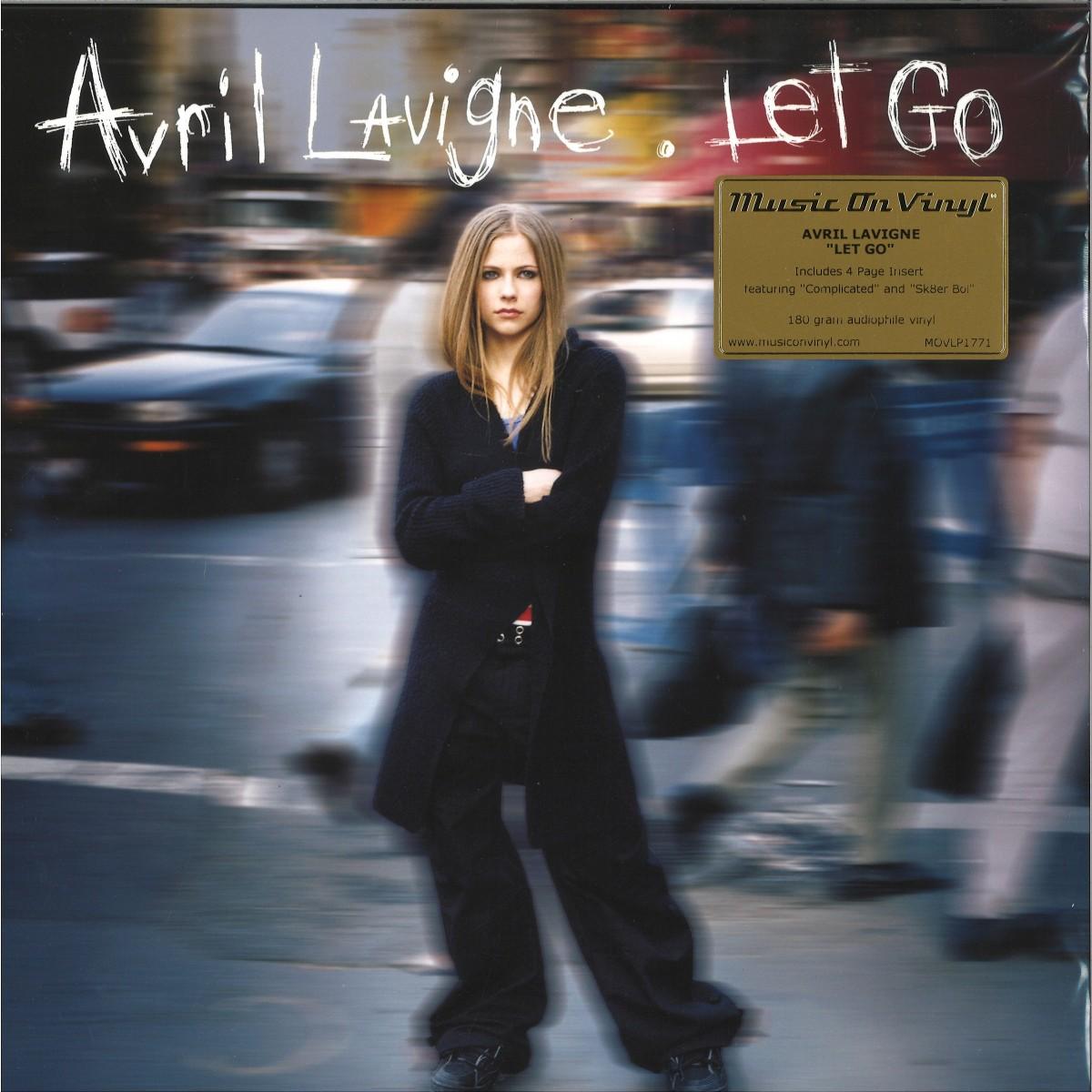 Avril Lavigne Let Go Music On Vinyl Movlp1771 Vinyl