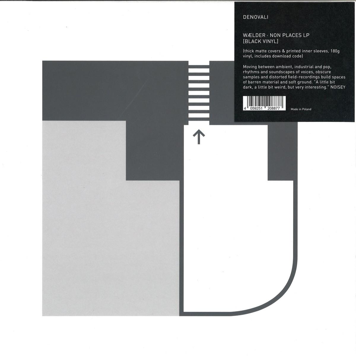 Wälder - Non Places / Denovali DEN293LP - Vinyl