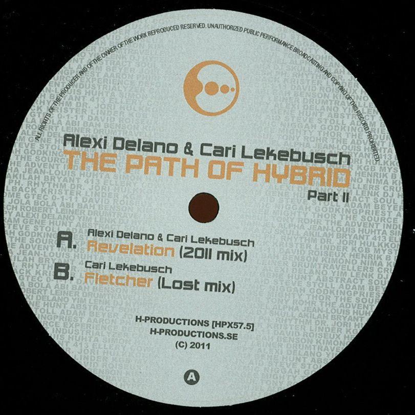 Alexi Delano DJ Mix