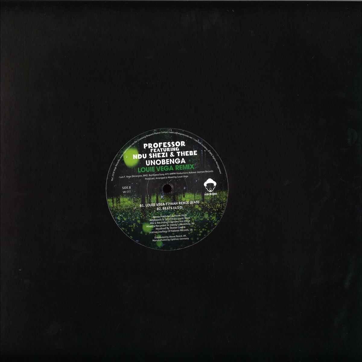 deejay de - Vega Records