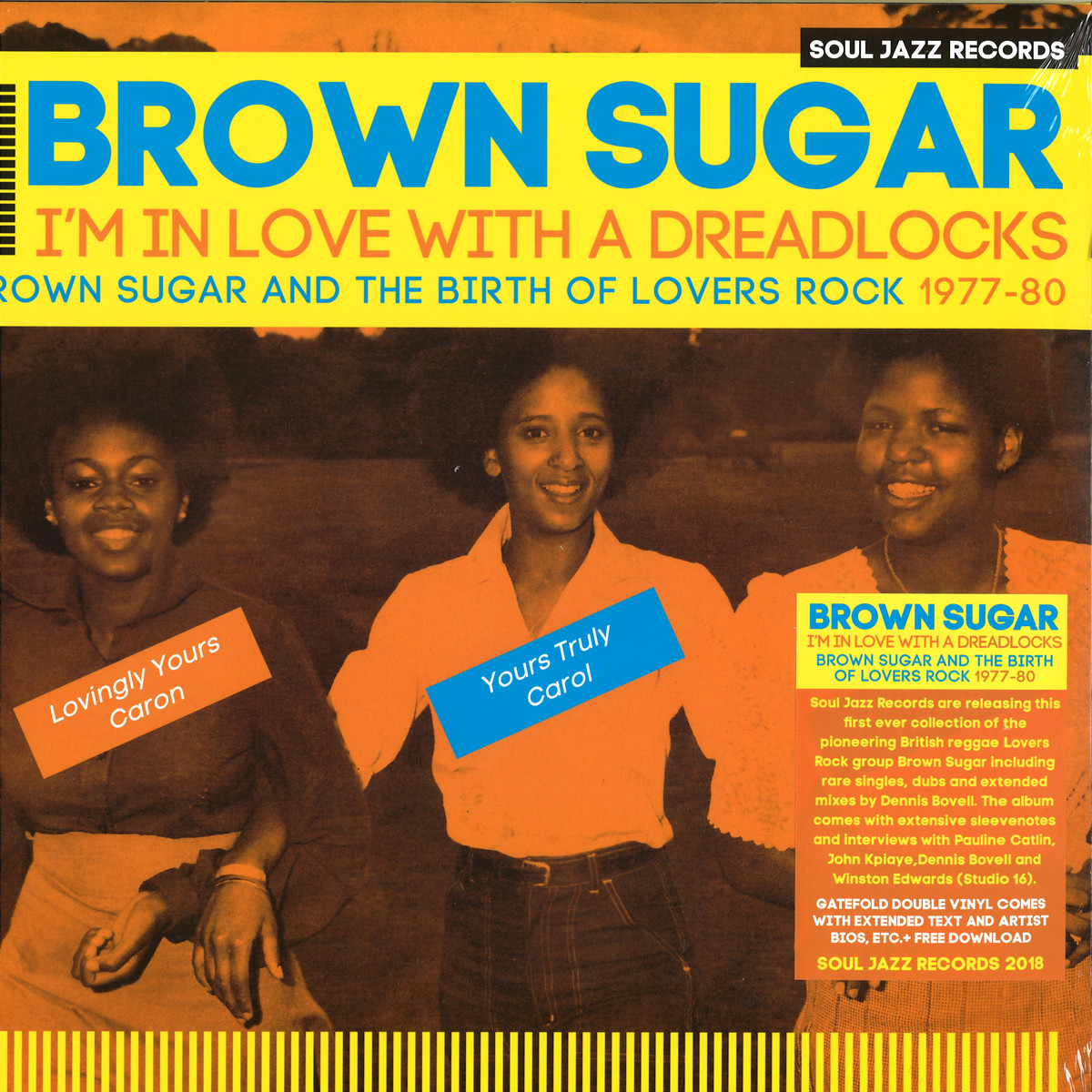 Soul Jazz Records Presents - Brown Sugar / Soul Jazz Records