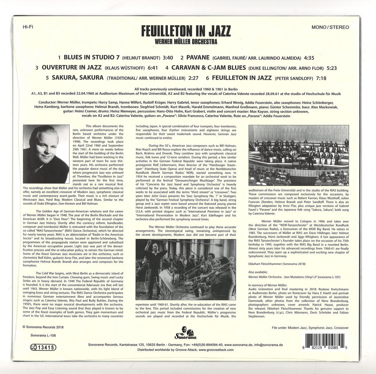 Deejay De Sonorama Vinyl