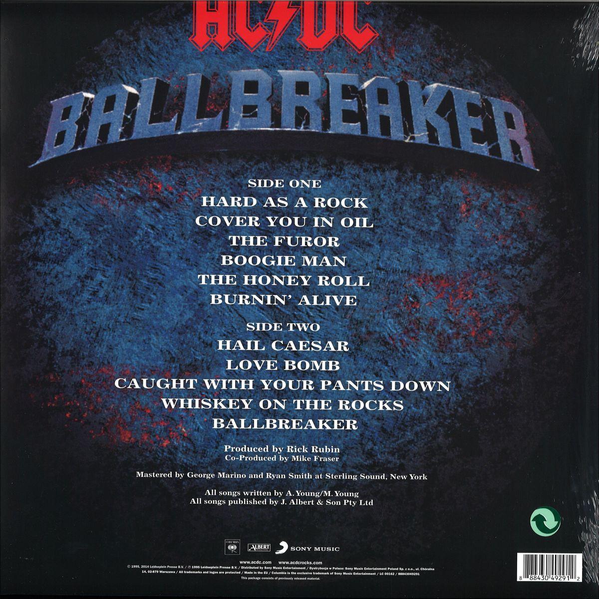 Ballbreaker Album Cover | www.pixshark.com - Images ...