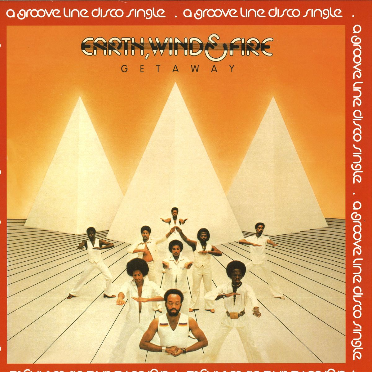 Earth Wind Amp Fire Getaway Special Disco Version