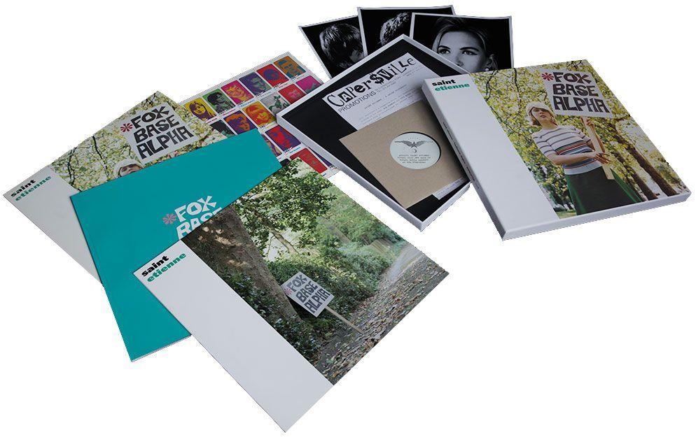 Saint Etienne - Foxbase Alpha / Heavenly HVNLP1SE - Vinyl