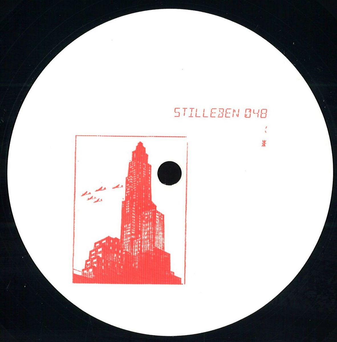 The Hacker - Propagande EP (Stilleben)