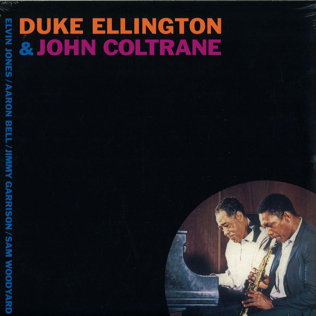 Duke Ellington Amp John Coltrane S T Doxy Acv2056 Vinyl
