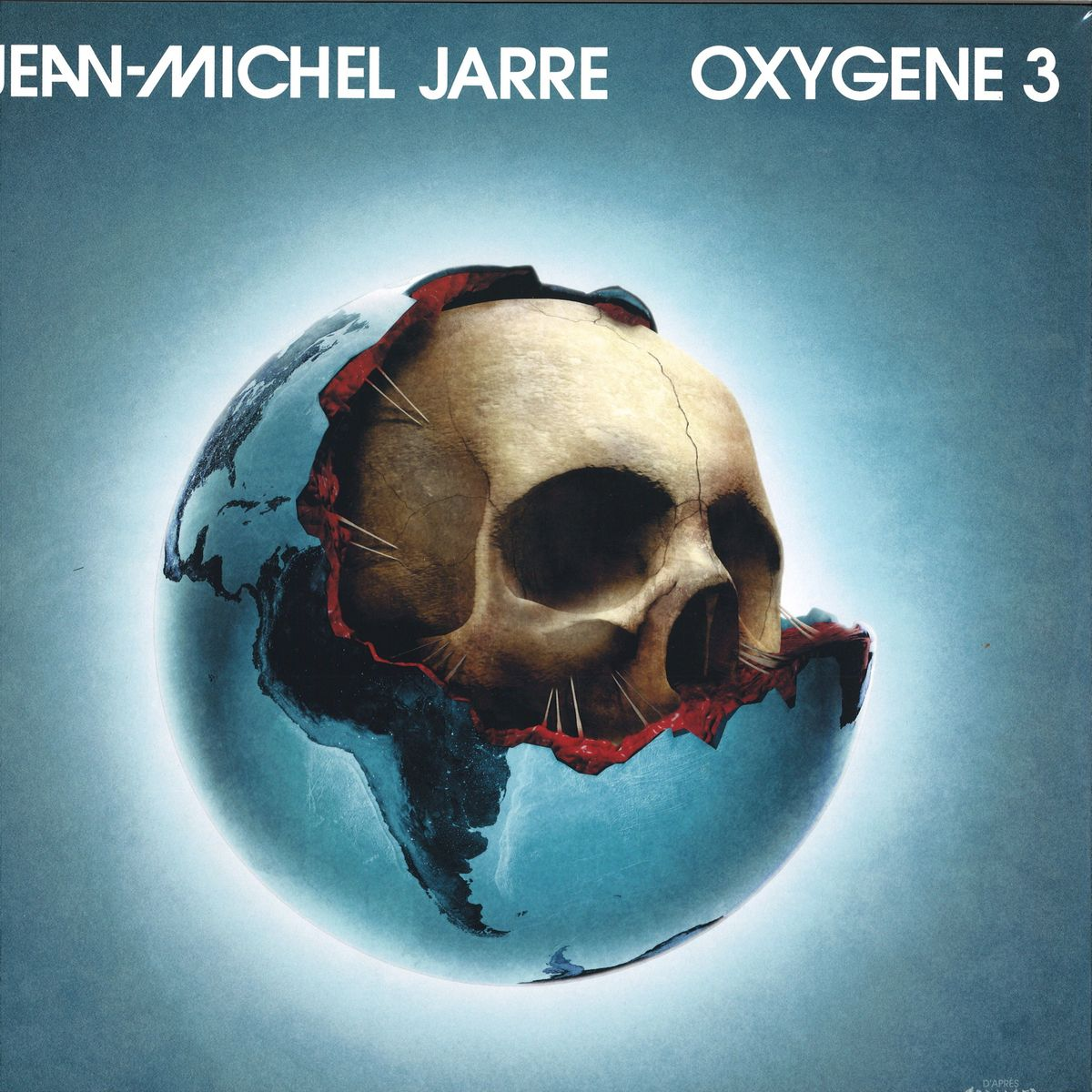 Jean Michel Jarre Oxygene 3 Sony Uk 88985361881 Vinyl