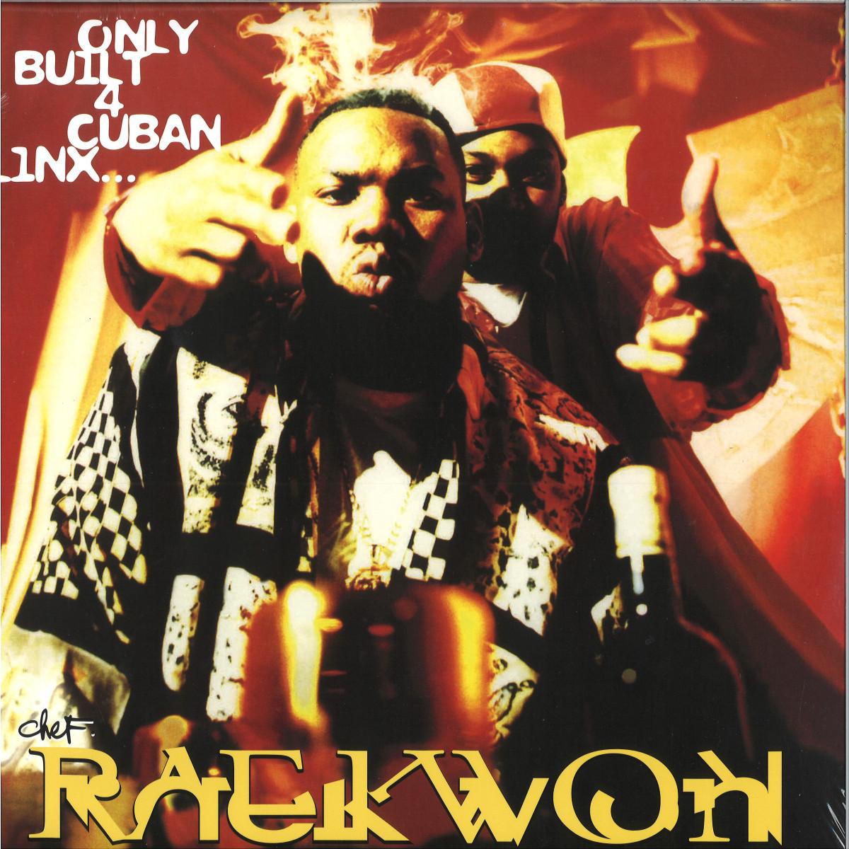 raekwon only built 4 cuban linx instrumentals
