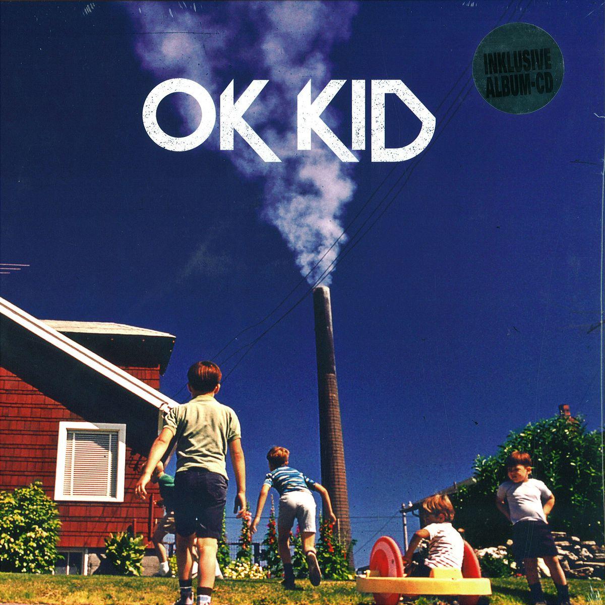 Ok Kid Ok Kid Doppelvinyl Audio Cd Four Music