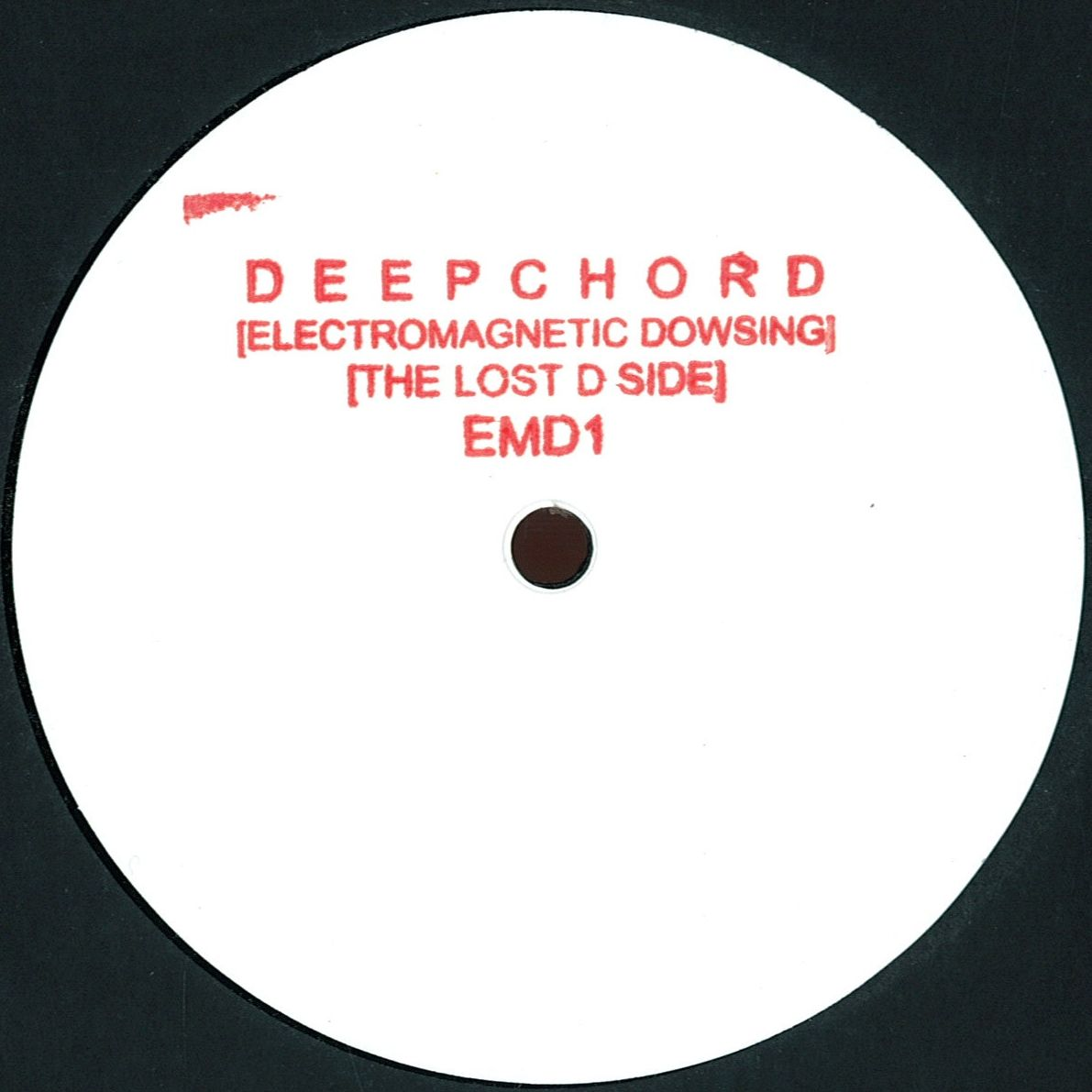 Deepchord Electro Magnetic Dowsing The Lost D Side