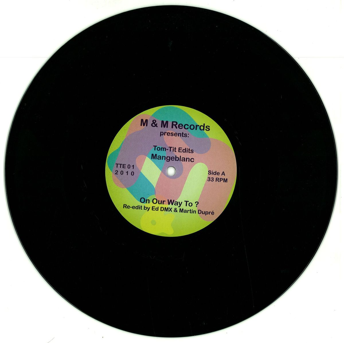 Blancmange On Our Way To Gt Gb Tte01 10 Quot Vinyl