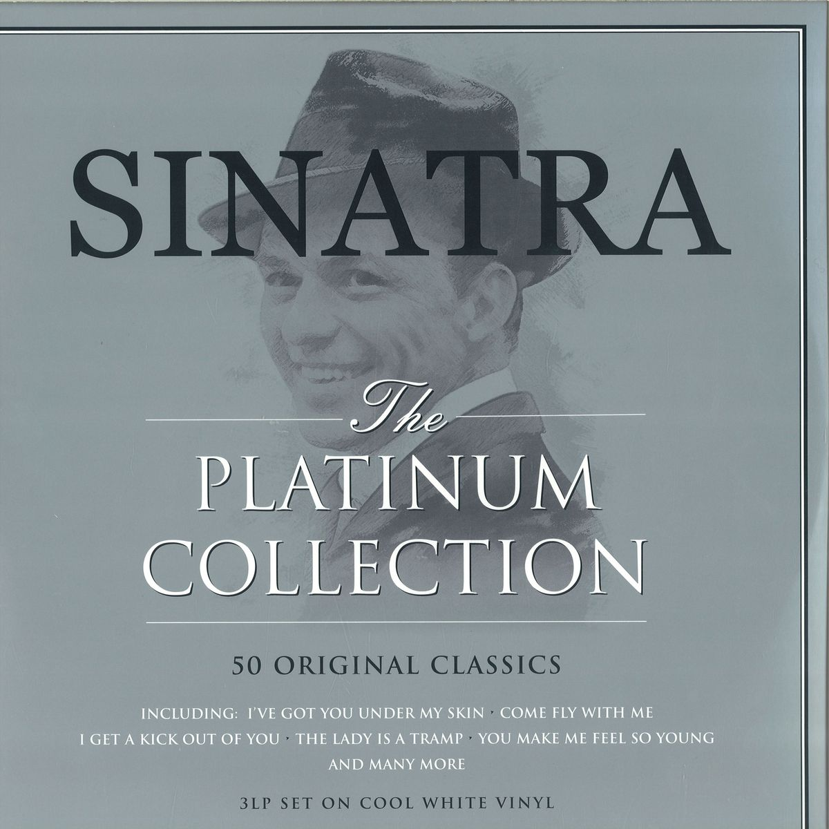 Frank Sinatra The Platinum Collection Not Now Music