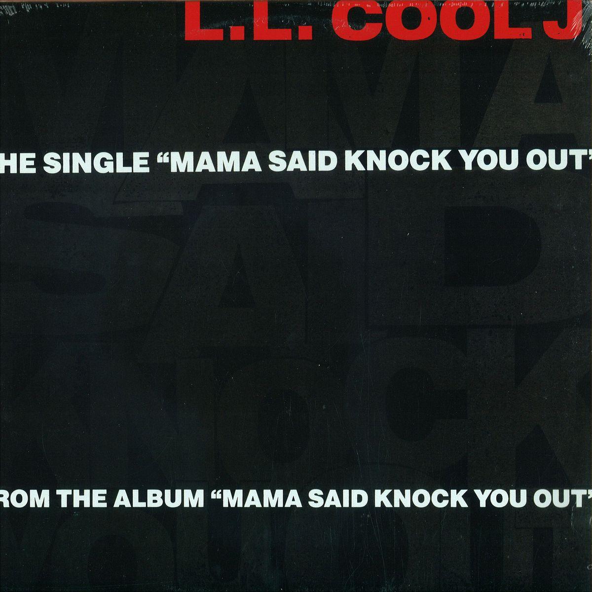 ll cool j mama said knock you out - HD1200×1200