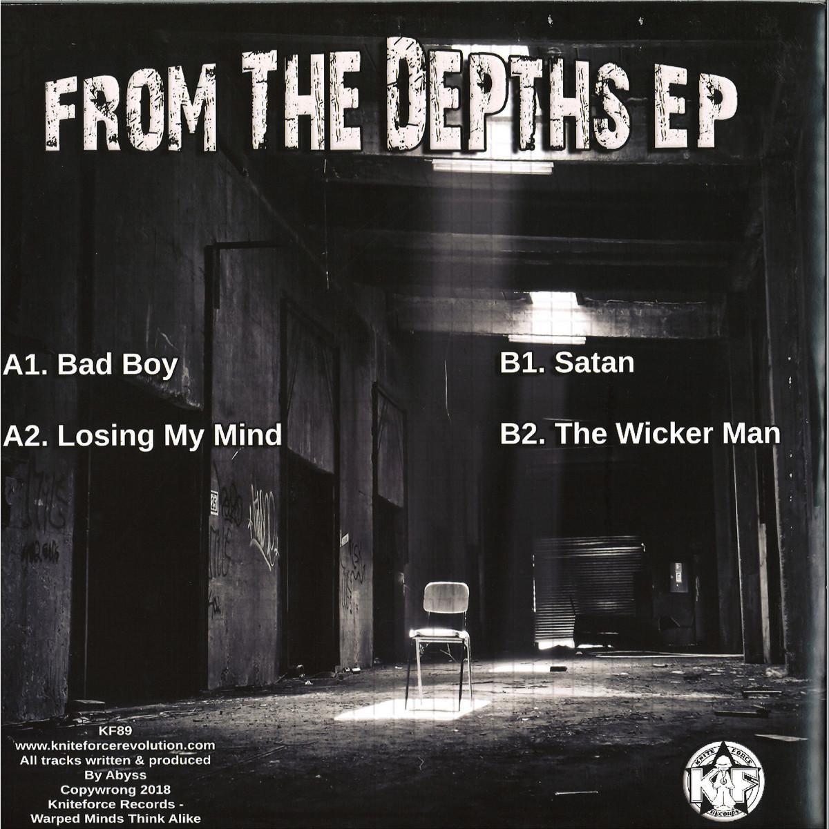 deejay de - Kniteforce Records