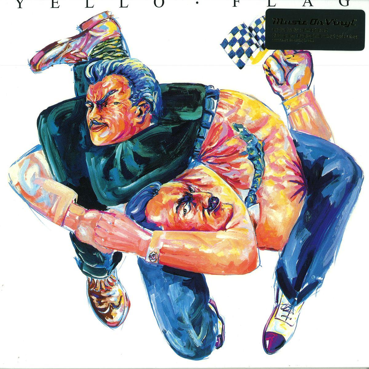 Yello Flag Music On Vinyl Movlp535 Vinyl
