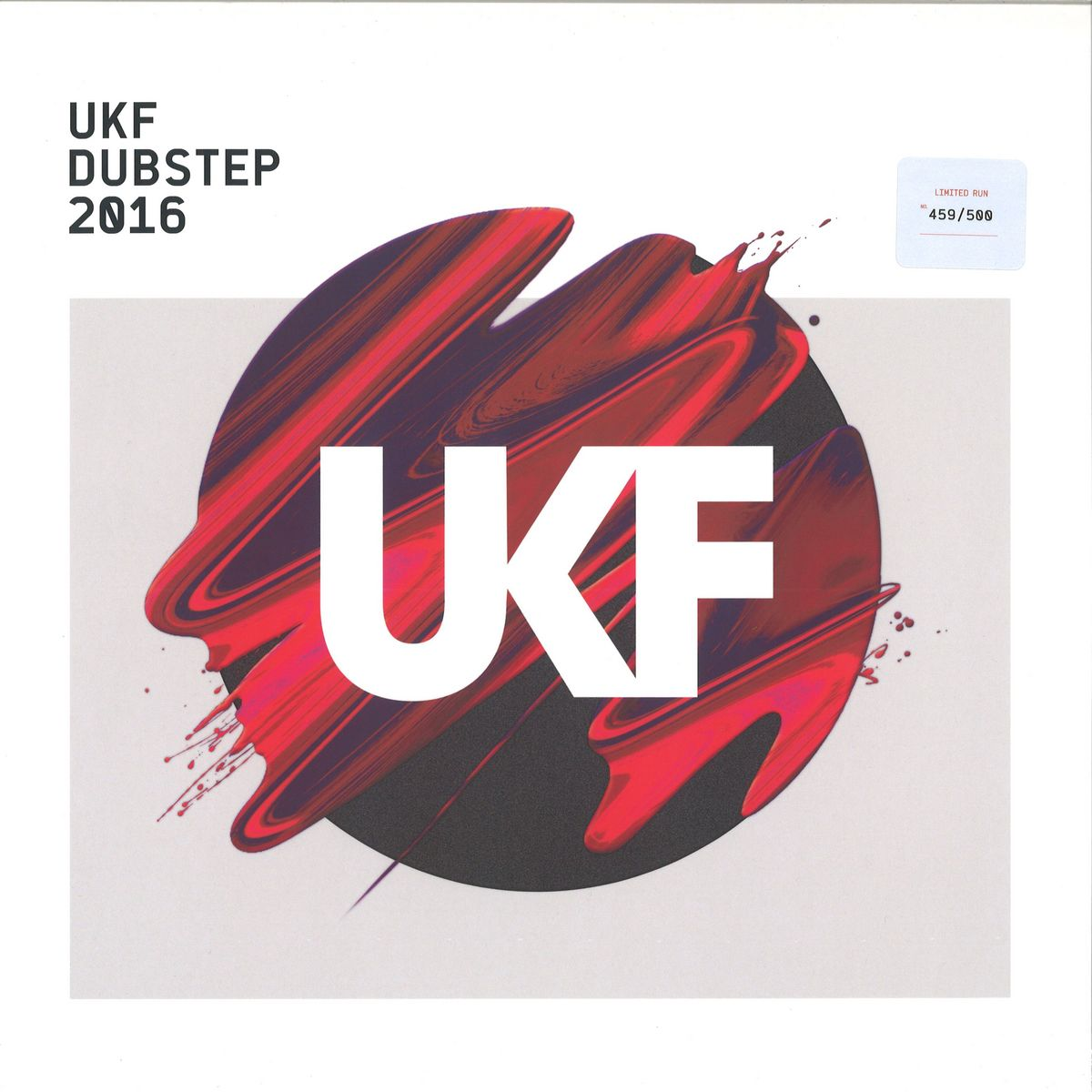 Various Artists Ukf Dubstep 2016 Ukf Ukf021lp Vinyl