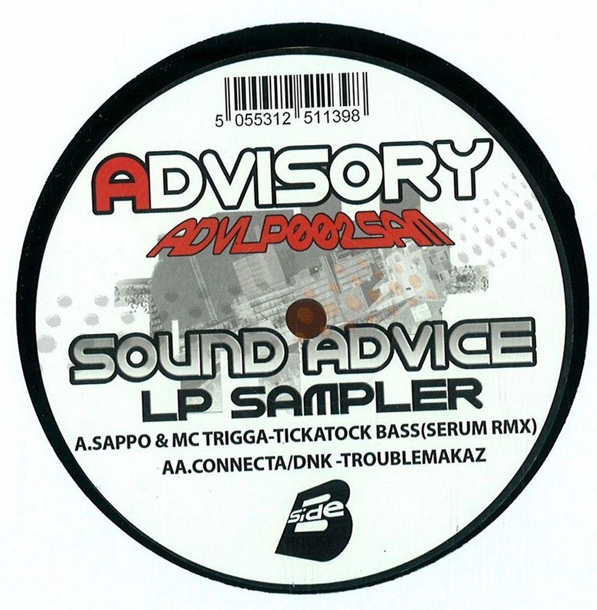 DJ Sappo Sappo Advisory Vol 6