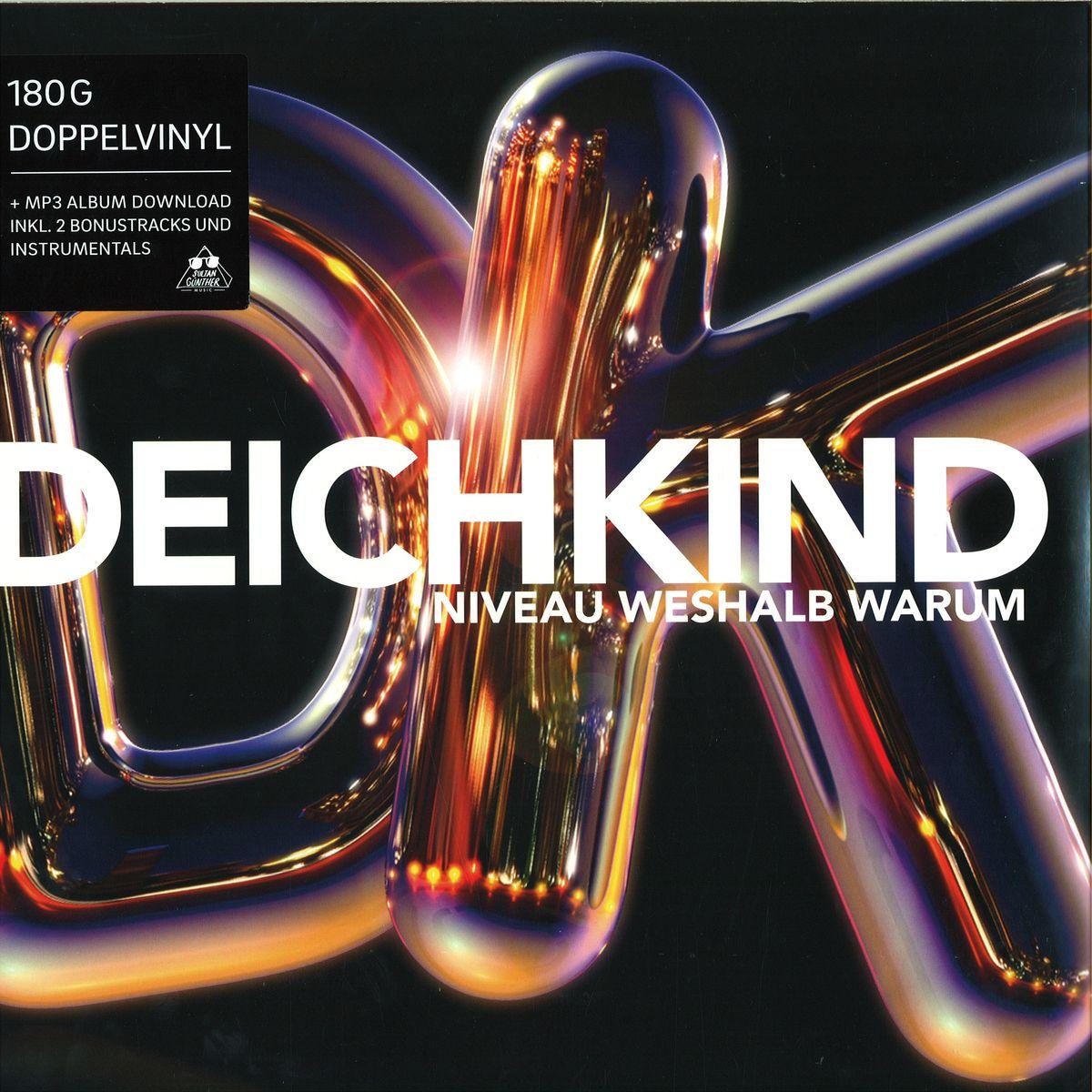 Deichkind Niveau Weshalb Warum Polydor 9333027 Vinyl