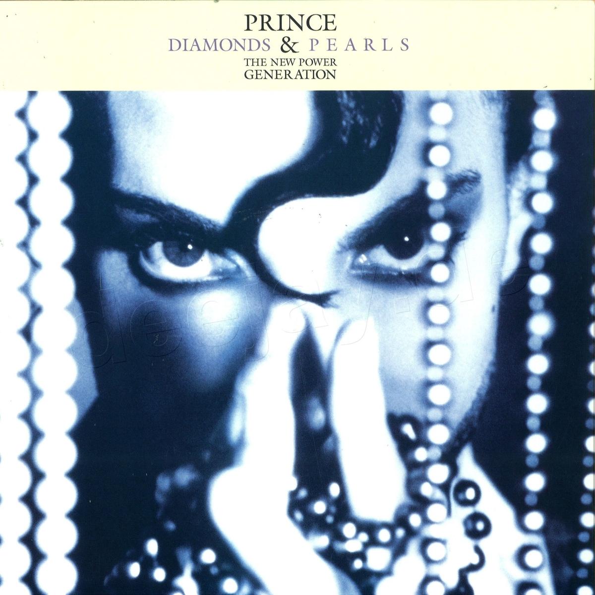 「prince diamonds and pearls」の画像検索結果