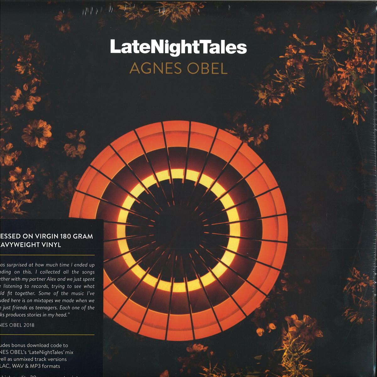 deejay de - LATE NIGHT TALES