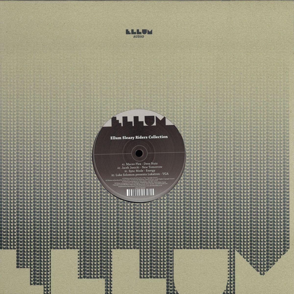 Ellum Sleazy Riders - Collection / Ellum Audio ELL004 - Vinyl