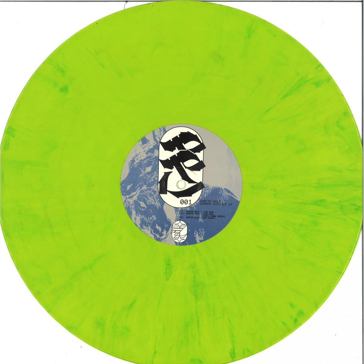 Gareth Wild - Common Assault / Fold Records FLD001 - Vinyl
