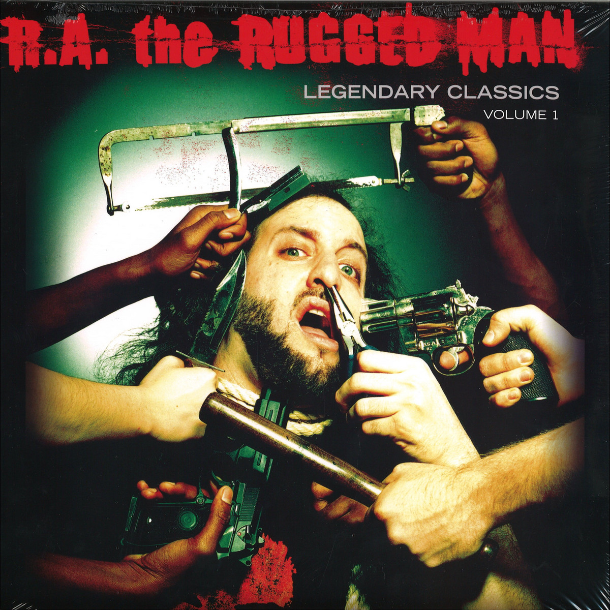 Ra The Rugged Man Legendary Classics Home Decor