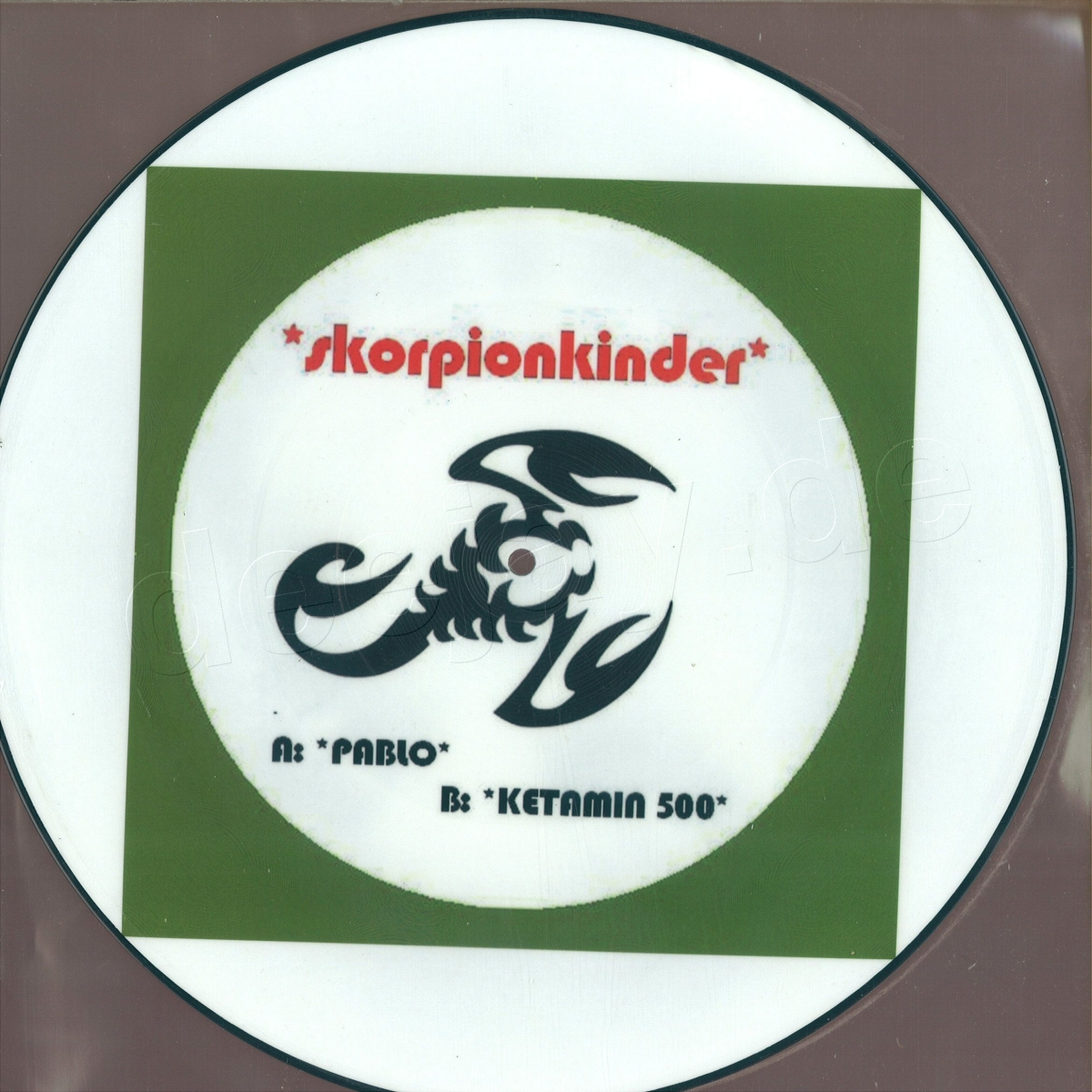 Skorpionkinder - Pablo / Ketamin 500
