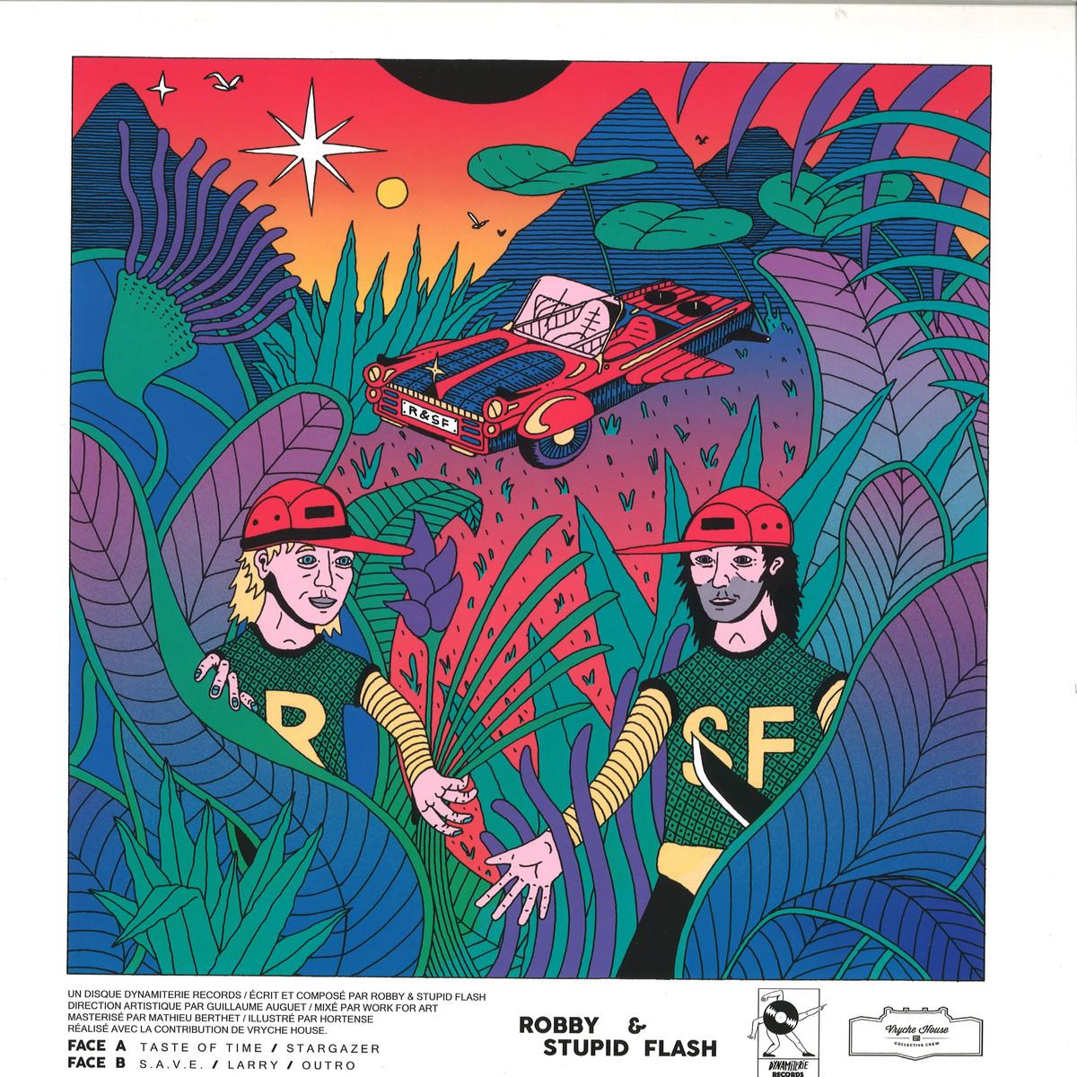 Robby & Stupid Flash - Stargazer / Dynamiterie Records