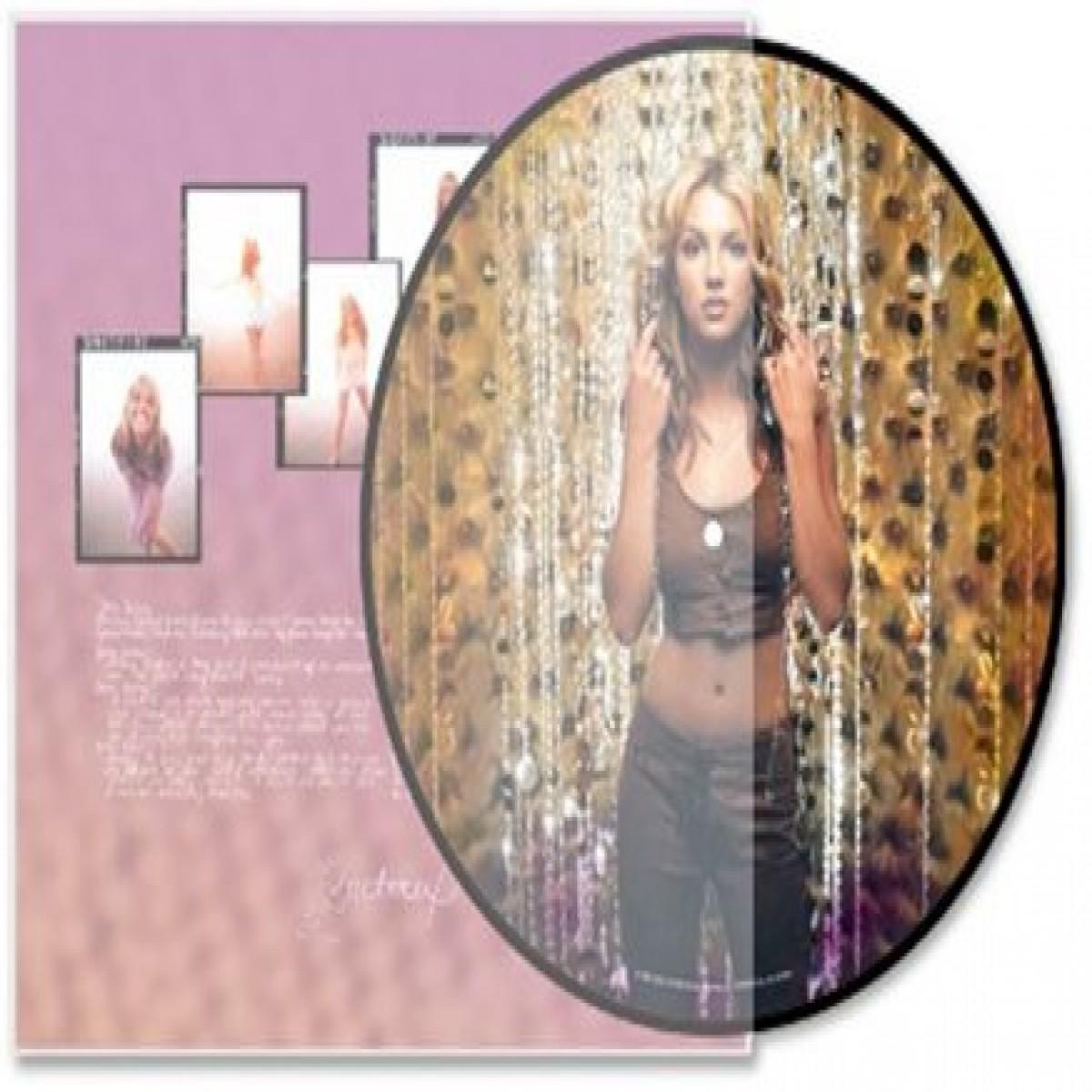 Britney Spears Oops I Did It Again Sony Vinyl 19439753211 Vinyl