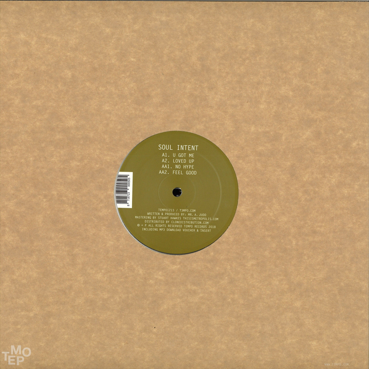 deejay de - Tempo Records