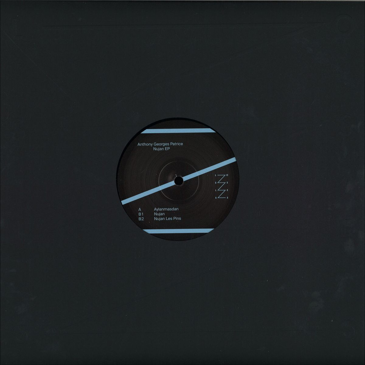 Anjuley Nonslip LP Vinyl Record Pickup /Ángulo Calibraci/ón Plano Distancia Calibraci/ón Protractor Adjustment Rodillo Herramienta Turntable Accesorios