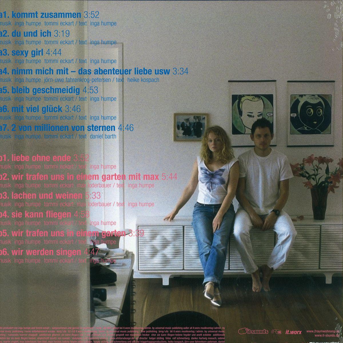 2 Raum Wohnung Kommt Zusammen Vinyl Re Release It Sounds 2460037 It 18 Vinyl