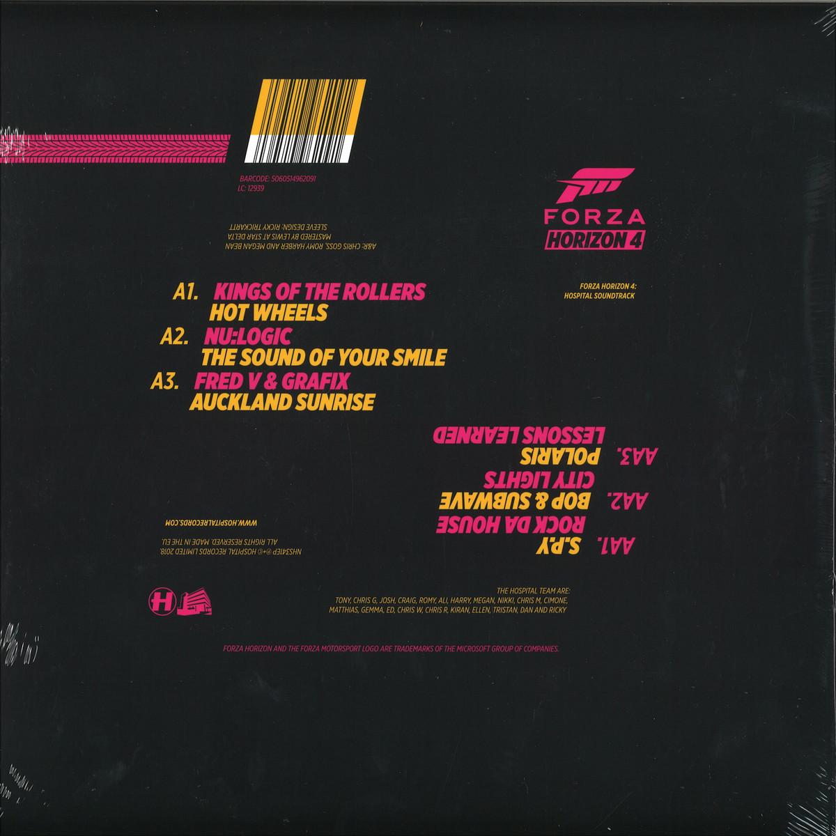 deejay de - Hospital Records