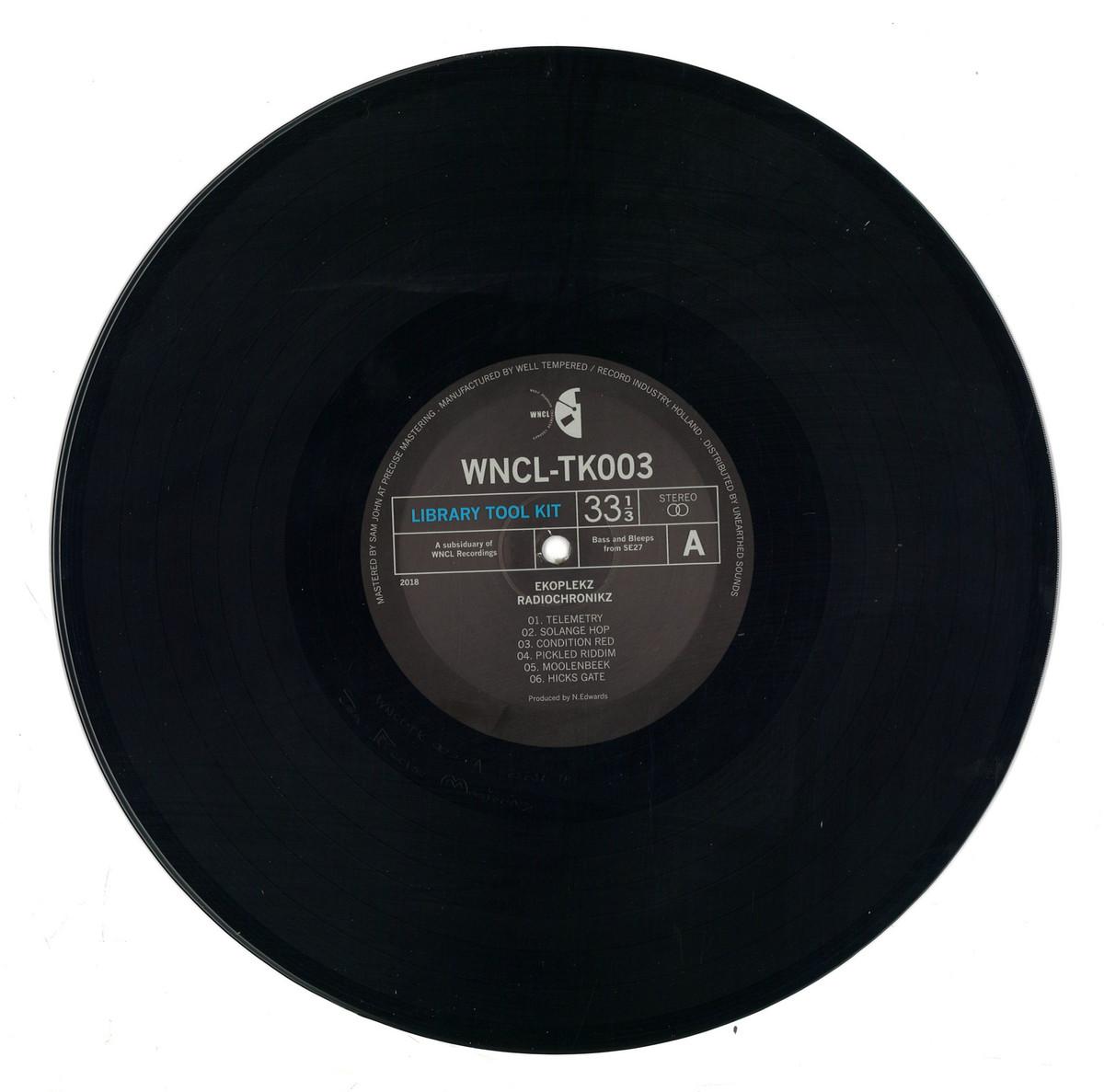 deejay de - WNCL Recordings