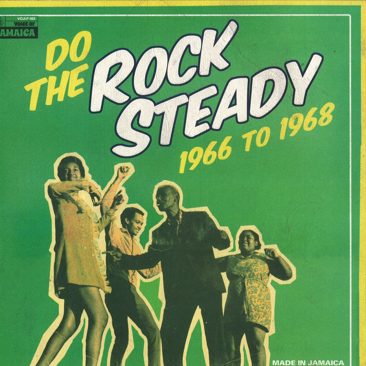 Voice Of Jamaica Do The Rock Steady 1966 1968 Voice Of