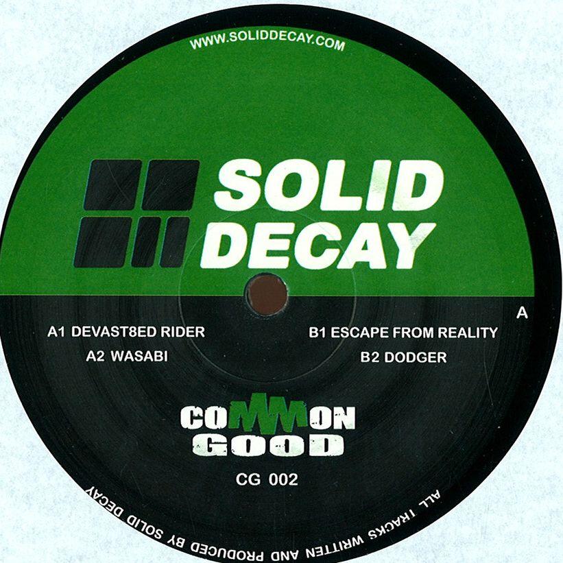 Solid Decay - Dodger Remixes (Part 2)