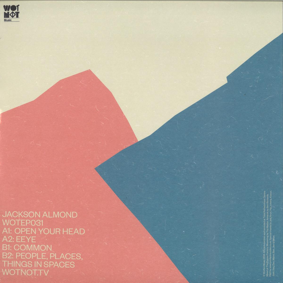 deejay de - WOTNOT MUSIC LTD