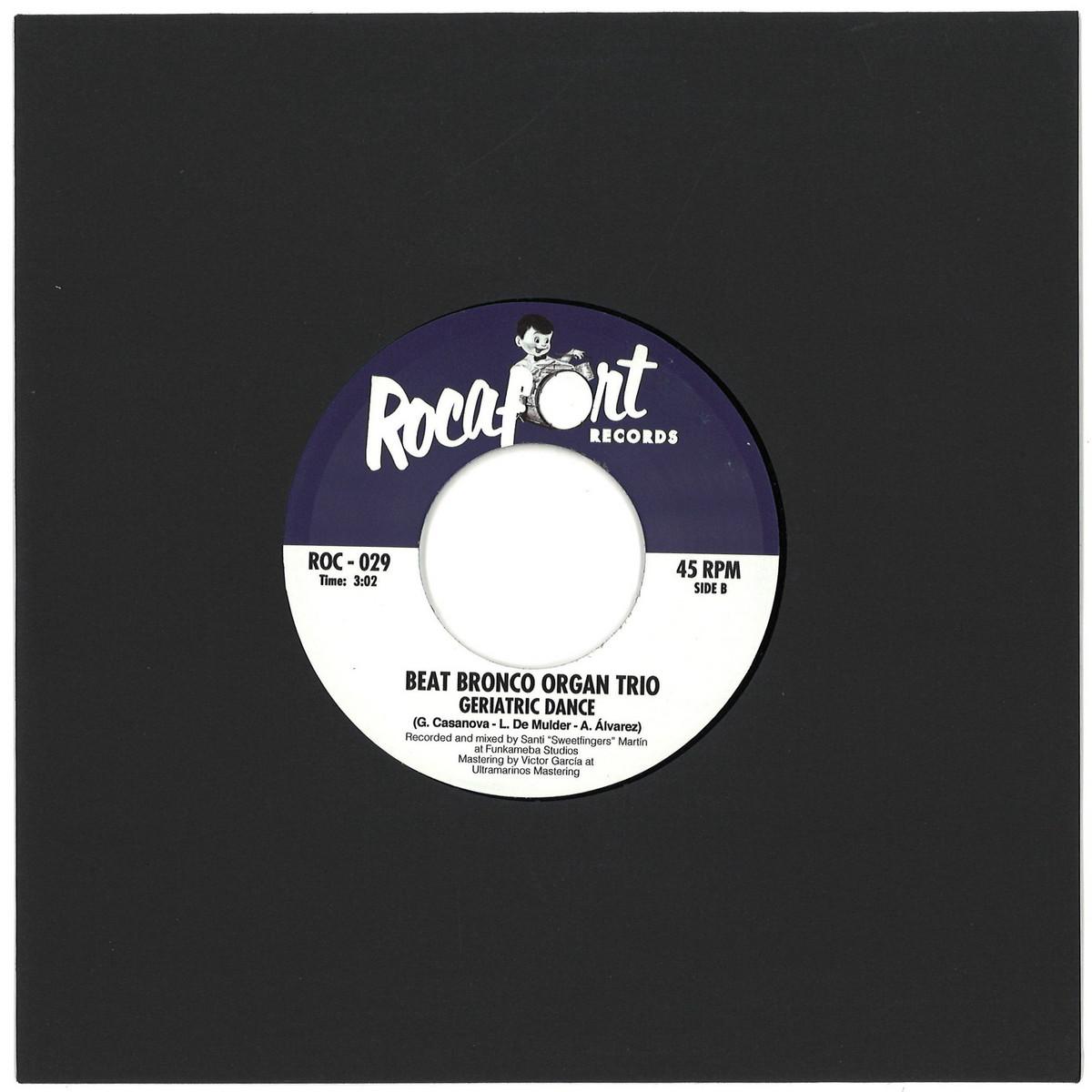 deejay de - Rocafort Records