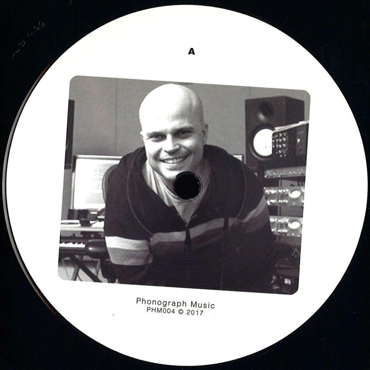 Anthropous Anynomous - O Quase EP (Phonograph Music)