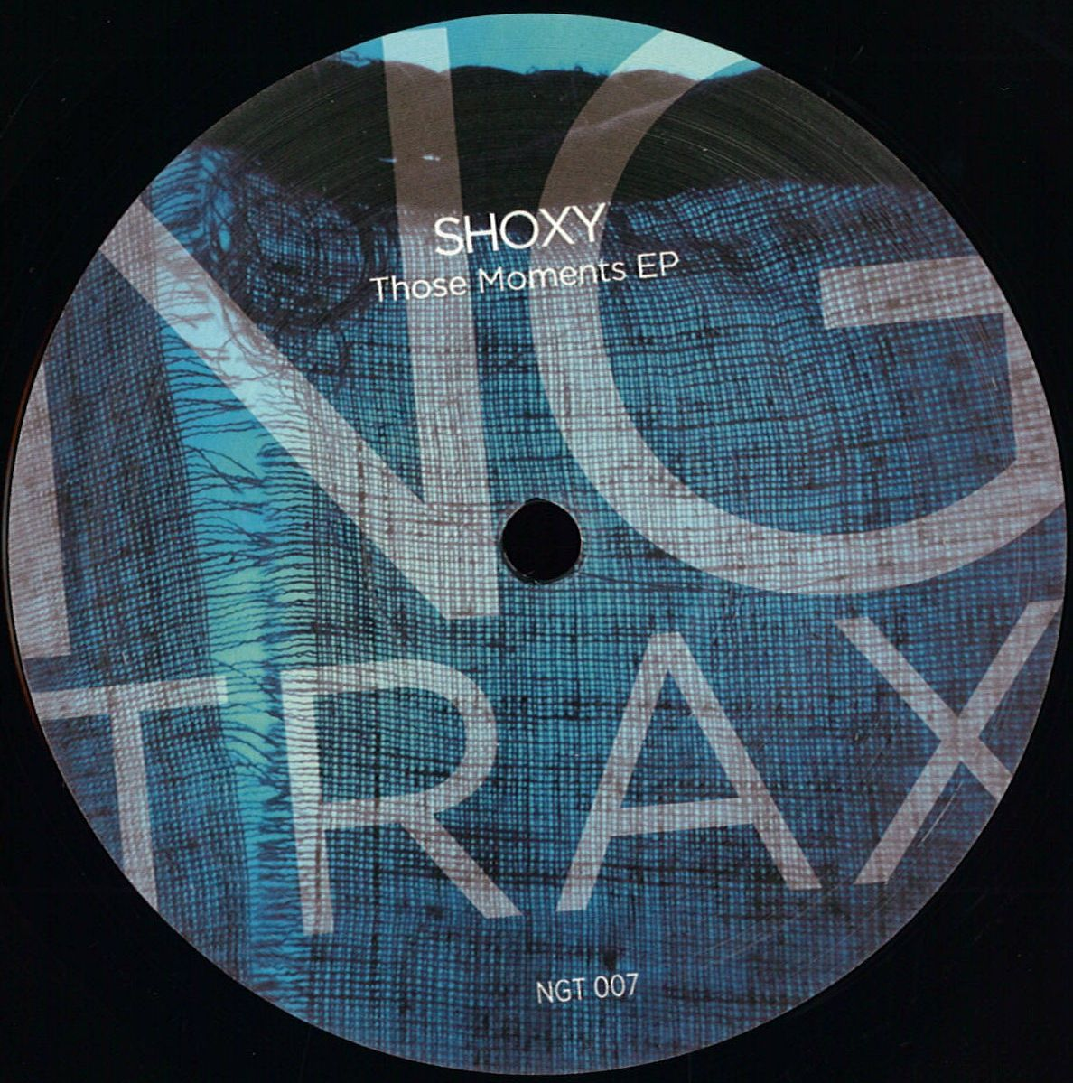 5332a57901d Shoxy - Those Moments Ep   NG Trax NGT007 - Vinyl