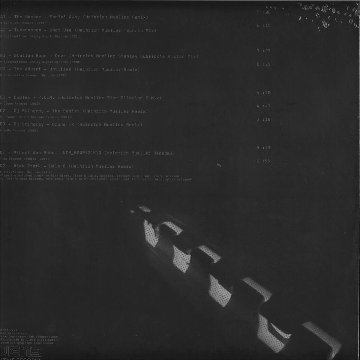 deejay de - We Me Records